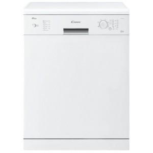 Посудомоечная машина CANDY CED 122-07 /60 см (60х60, 12 комплектов, 6 программ, Конденсационная сушка, белая)
