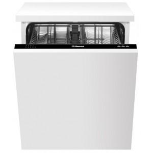Посудомоечная машина HANSA ZIM 634 H /встраиваемая/ (82*60*55, встраиваемая, 12 комплектов, 4 температурных режимов, 4 программы, сушка Hot Air Drying, нержавеющая сталь.)