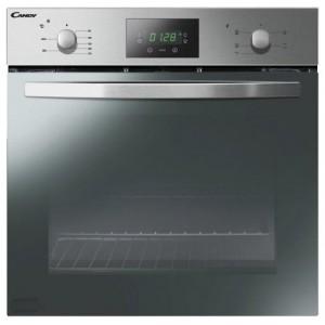 Духовой шкаф CANDY FCS605X Встраиваемый Электрический (60*60*57, элект., независимая, поворотные перекл., сенсорный дисплей, 65 л., 5 режимов, гриль, конвекция, нерж.)