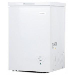 Морозильный ларь ZARGET ZCF 110W (57*52*85, 2 корзины, 102 л., белый.)