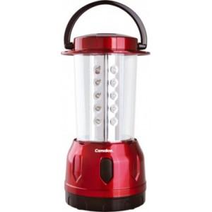 Фонарь Camelion LED 5625 (фонарь для кемпинга, 3XR20, бордовый, 30 светодиодов, пласт кор)