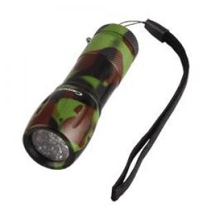 Фонарь Camelion LED 5107-9ML камуфляж (фонарь, алюминий, 9LED,3xAAA в комплекте,блистер)(уп.6/48)