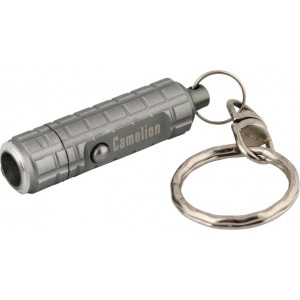Фонарь Camelion LED 267-1 (мини-фонарь, COB LED, 2xCR2032,пластик,магнит,подвес,, блистер-пакет).