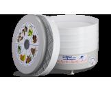 Сушилка для овощей и фруктов Ротор Дива СШ-007 с 3 решетами в гофротаре