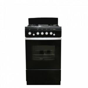Плита газовая DeLuxe 5040.36 гщ черный