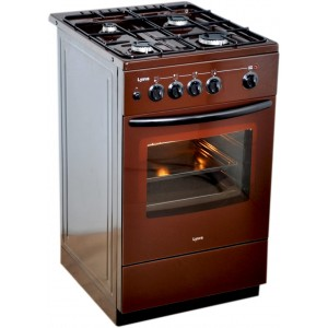 Плита газовая Лысьва 400 М2С-2у б/кр коричневая