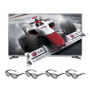 Телевизор LG 32LF620U 3D