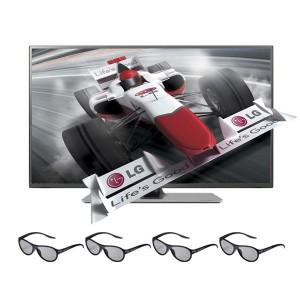 Телевизор LG 32LF650V SMART 3D